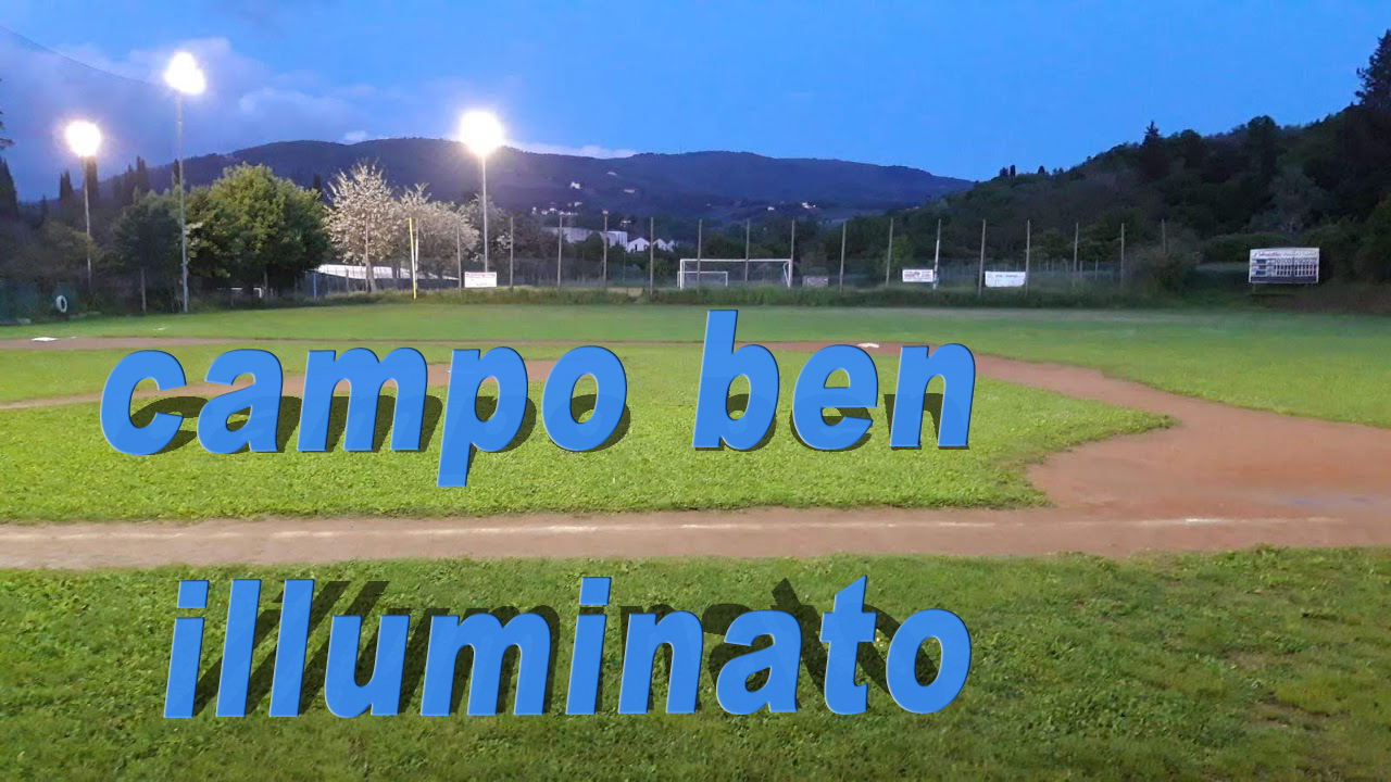 Campo illuminato